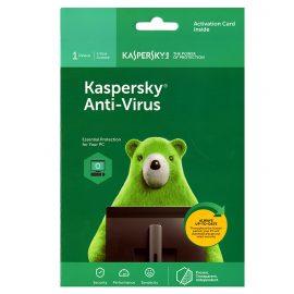 Kaspersky Anti Virus Cho 1 Máy Tính – KAV1U – Hàng chính hãng
