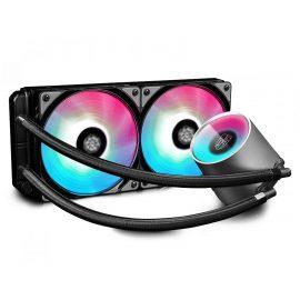 Bộ tản nhiệt cho CPU Deepcool Castle 240RGB – Hàng Chính Hãng