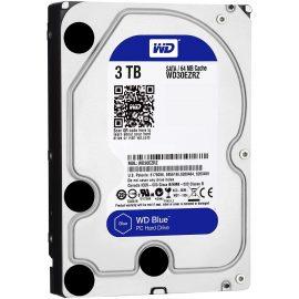 Ổ Cứng HDD WD Blue™ 3TB/64MB/5400/3.5  – WD30EZRZ – Hàng chính hãng