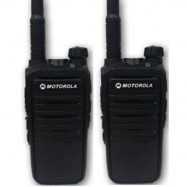Bộ 2 Bộ đàm Motorola CP318 (BN3) – Hàng chính hãng
