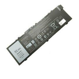 Pin dành cho Dell Precision 15 7510 7520, 17 7710 7720, M7710 – 91Wh-MFKVP