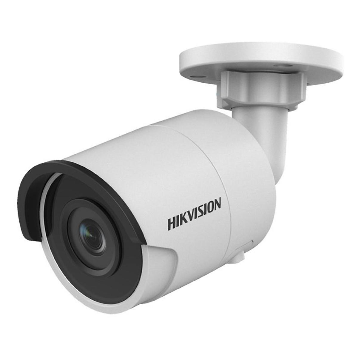 Camera IP Ống Kính Hikvision DS-2CD2043G0-I Hồng Ngoại 4K – Hàng Chính Hãng