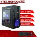Nguyên bộ máy tính văn phòng, màn hình 22inch 4TechGM02 2019 Core i5 kèm kết nối wifi vào mạng không dây, chơi Maxsetting LOL, đột kích, Fifa, chơi tốt Gta5, Pubg. – Hàng Chính Hãng.