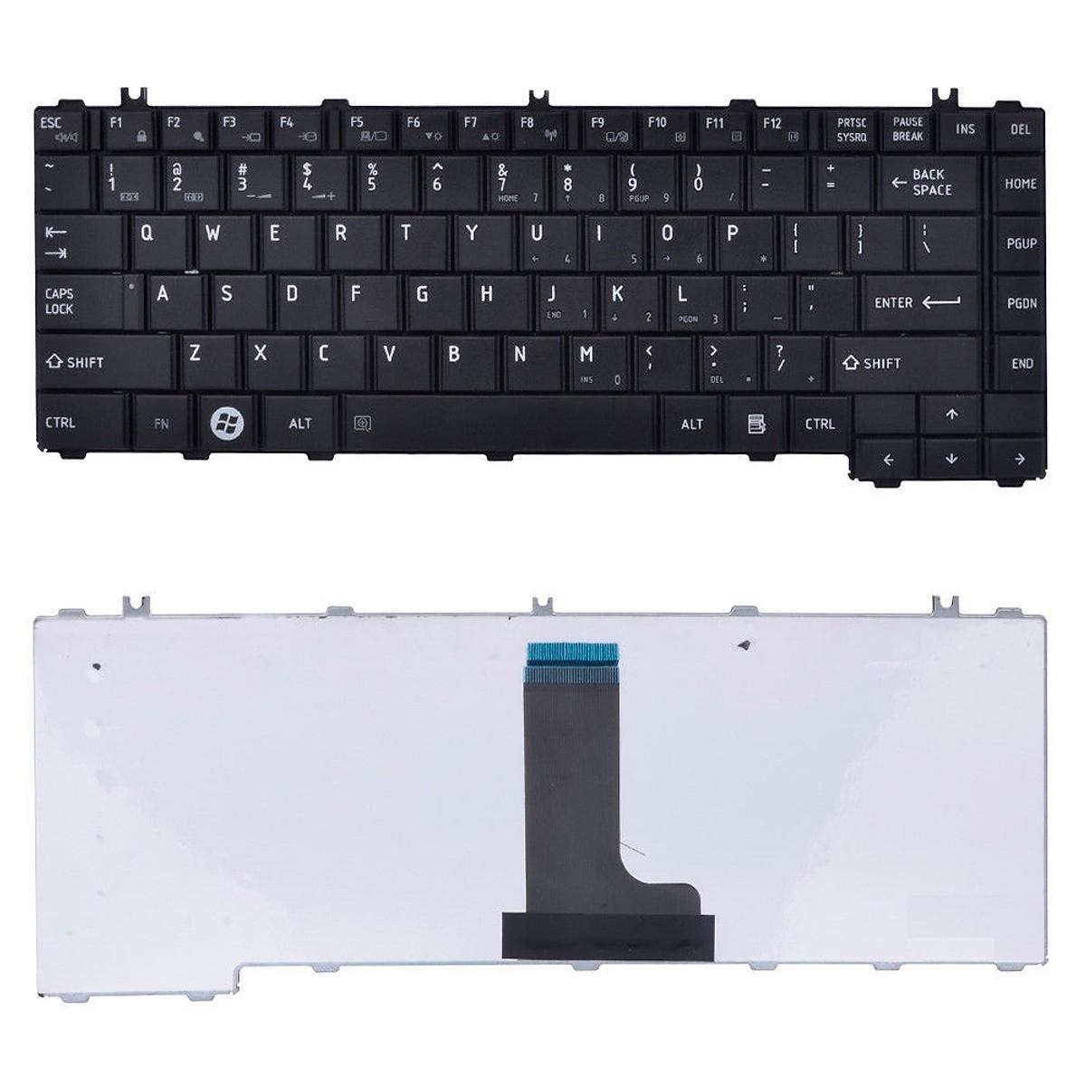 Bàn phím dành cho Laptop Toshiba Satellite L200, L300