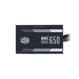 Nguồn máy tính Cooler Master  MWE 650 BRONZE V2 – 80 Plus BRONZE – Hàng chính hãng