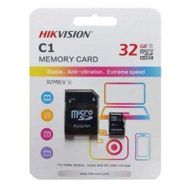 Thẻ Nhớ Micro SD Hikvision 32Gb Class 10 – Hàng Chính hãng