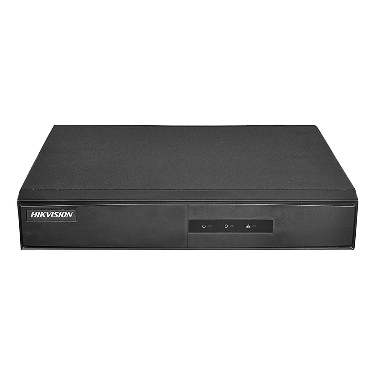 Đầu Ghi Hình HD-TVI 4 Kênh Turbo HD 3.0 Hikvision DVR DS-7204HGHI-F1 – Hàng Nhập Khẩu