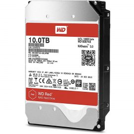 Ổ Cứng HDD NAS WD Red 10TB/256MB/5400/3.5 – WD100EFAX – Hàng chính hãng