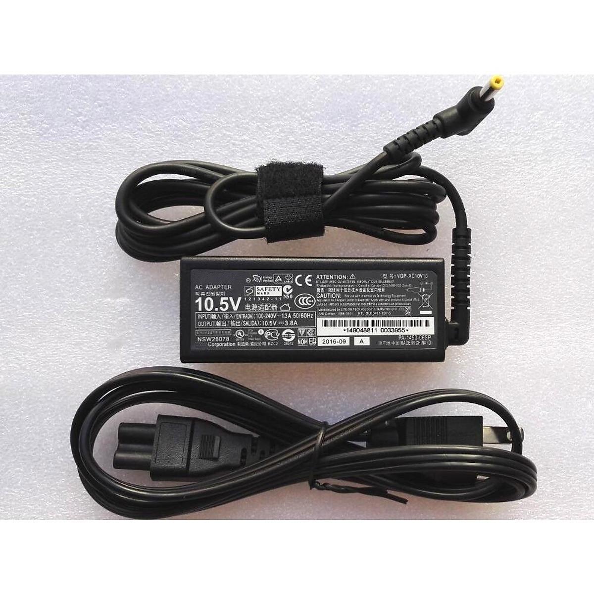 Sạc dành cho laptop Sony vaio  Sony Vaio Pro 13 SVP13 SVP1321A1J SVP132A1CL SVP13211STS SVP13212STB