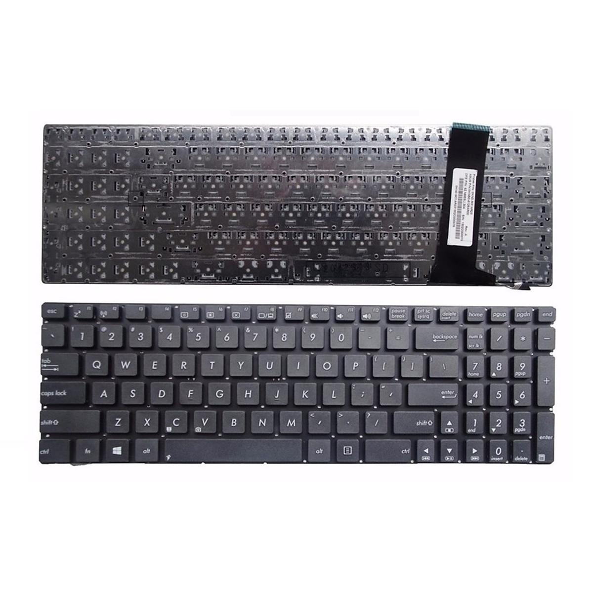 Bàn phím dành cho Laptop Asus N56vz