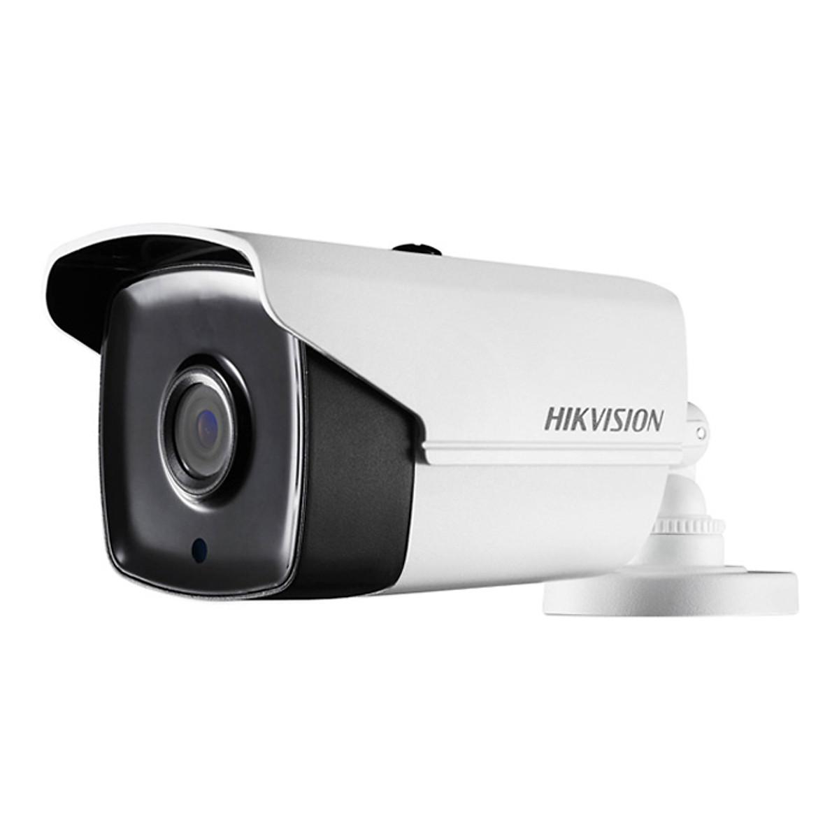 Camera TVI HIKVISION DS-2CE16C0T-IT3 1.0 Megapixel – Hàng Nhập Khẩu
