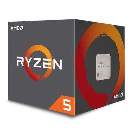 Bộ vi xử lý CPU AMD Ryzen 5 2600X Processor – Hàng Chính Hãng