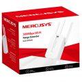 Bộ Kích Sóng Wifi Repeater 300Mbps Mercusys MW300RE – Hàng Chính Hãng