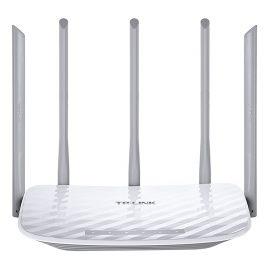 Bộ Phát Wifi TP-Link Archer C60 AC1350 – Router Wifi B/G/N/Ac 2.4ghz/5ghz Băng Tần Kép – Hàng Chính Hãng