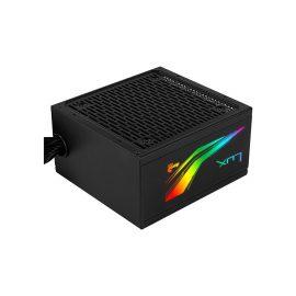 Nguồn máy tính Aerocool LUX RGB 550W – 550W – 80 Plus Bronze- Hàng chính hãng