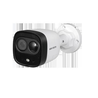 Camera Kbvision HD-CVI 5.0MP Tích hợp báo động KX-C5003C.PIR