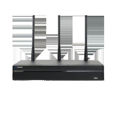 Đầu ghi hình IP Wifi Kbvision KX-C8104WN2