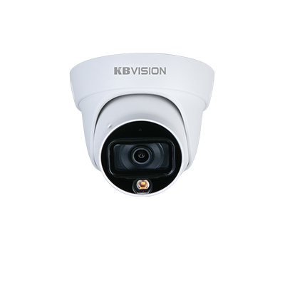Camera Kbvision FULL COLOR HD-CVI 2.0MP KX-CF2102L
