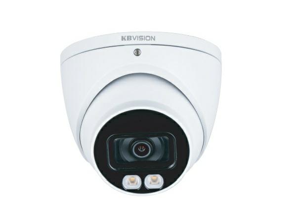 Camera Kbvision FULL COLOR HD-CVI 2.0MP KX-CF2204S-A