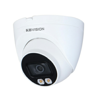Camera IP có dây FULL COLOR Kbvision 2.0 Mp KX-CF4002N3