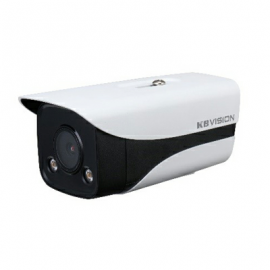 Camera IP có dây FULL COLOR Kbvision 2.0 Mp KX-CF4003N3