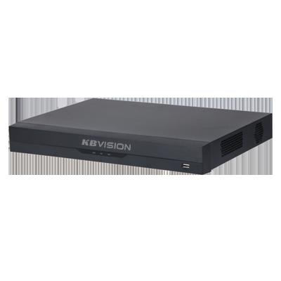 Đầu ghi hình Kbivion IP NVR AI – NHẬN DIỆN KHUÔN MẶT KX-DAi8216H2