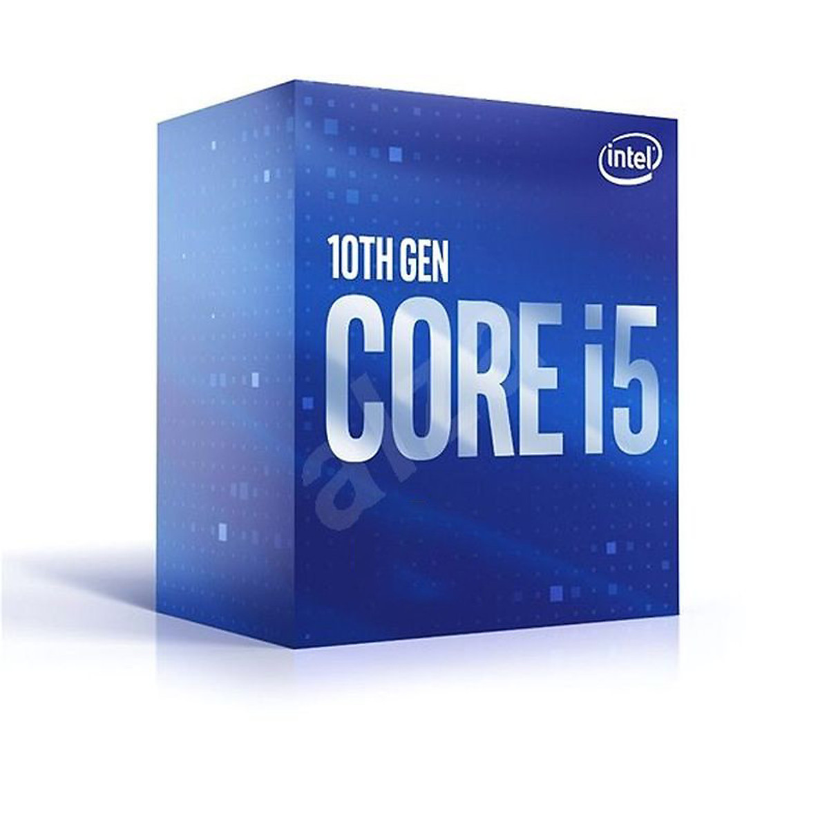 CPU Intel Core i5-10400 6 Cores 12 Threads Up to 4.30 Ghz – 10th Gen LGA1200 Box – Hàng Chính Hãng
