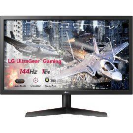 Màn Hình Gaming LG UltraGear 24GL600F-B 24 inch Full HD (1920 x 1080) 1ms 144Hz Radeon FreeSync TN – Hàng Chính Hãng