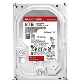 Ổ Cứng HDD NAS WD Red 8TB/265MB/5400/3.5 – WD80EFAX – Hàng chính hãng