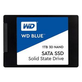 Ổ Cứng SSD WD Blue 3D NAND 1TB WD WDS100T2B0A (2.5 inch) – Hàng Chính Hãng