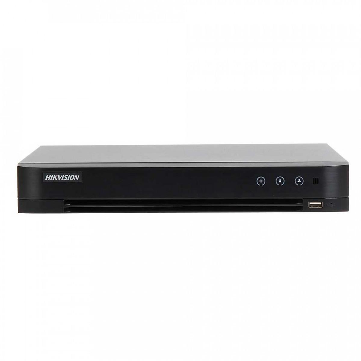 Đầu Ghi Hình Camera HD TVI 8 Kênh Turbo 4.0 Hikvision DS-7208HQHI-K2 – Hàng chính hãng
