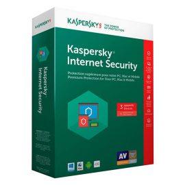 Phần Mềm Diệt Virus Kaspersky Internet Security (KIS) (3 User) – Hàng chính hãng