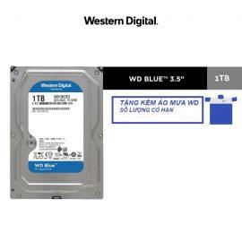 [Mã ELWDSD giảm 8% tối đa 300K] Ổ Cứng HDD WD Blue™ 1TB/64MB/7200rpm/3.5 – WD10EZEX