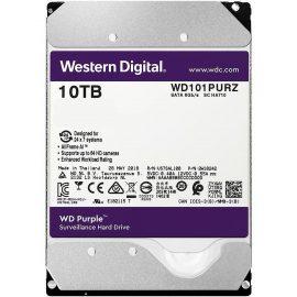Ổ Cứng HDD Western Digital 10TB 3.5″ Sata 3 256MP WD100PURZ – Hàng chính hãng
