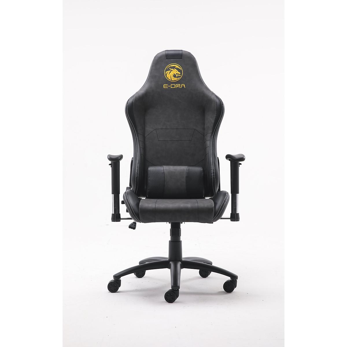Ghế GAMING E-DRA MIDNIGHT EGC205 – Black – Hàng Chính Hãng