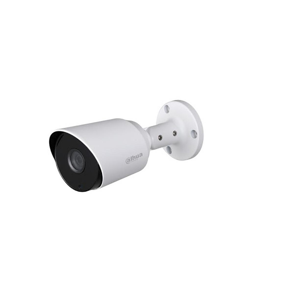 Camera HD-CVI Starlight thân trụ 2.0 Mega Pixel hồng ngoại 80m ngoài trời Dahua HAC-HFW1230TLP-A – Hàng nhập khẩu