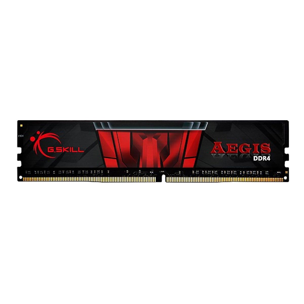 RAM GSKILL 8GB F4 2666C19S-8GIS DDR4 – Hàng Chính Hãng
