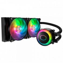 Tản nhiệt nước CPU Cooler Master MasterLiquid ML240R RGB – Hàng chính hãng