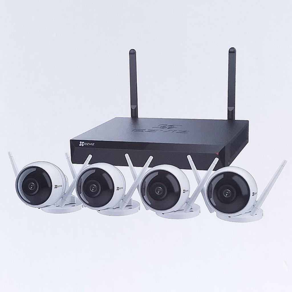 Bộ Kit Camera IP Wifi EZVIZ CS-BW3824B0-E40 – Hàng Chính Hãng