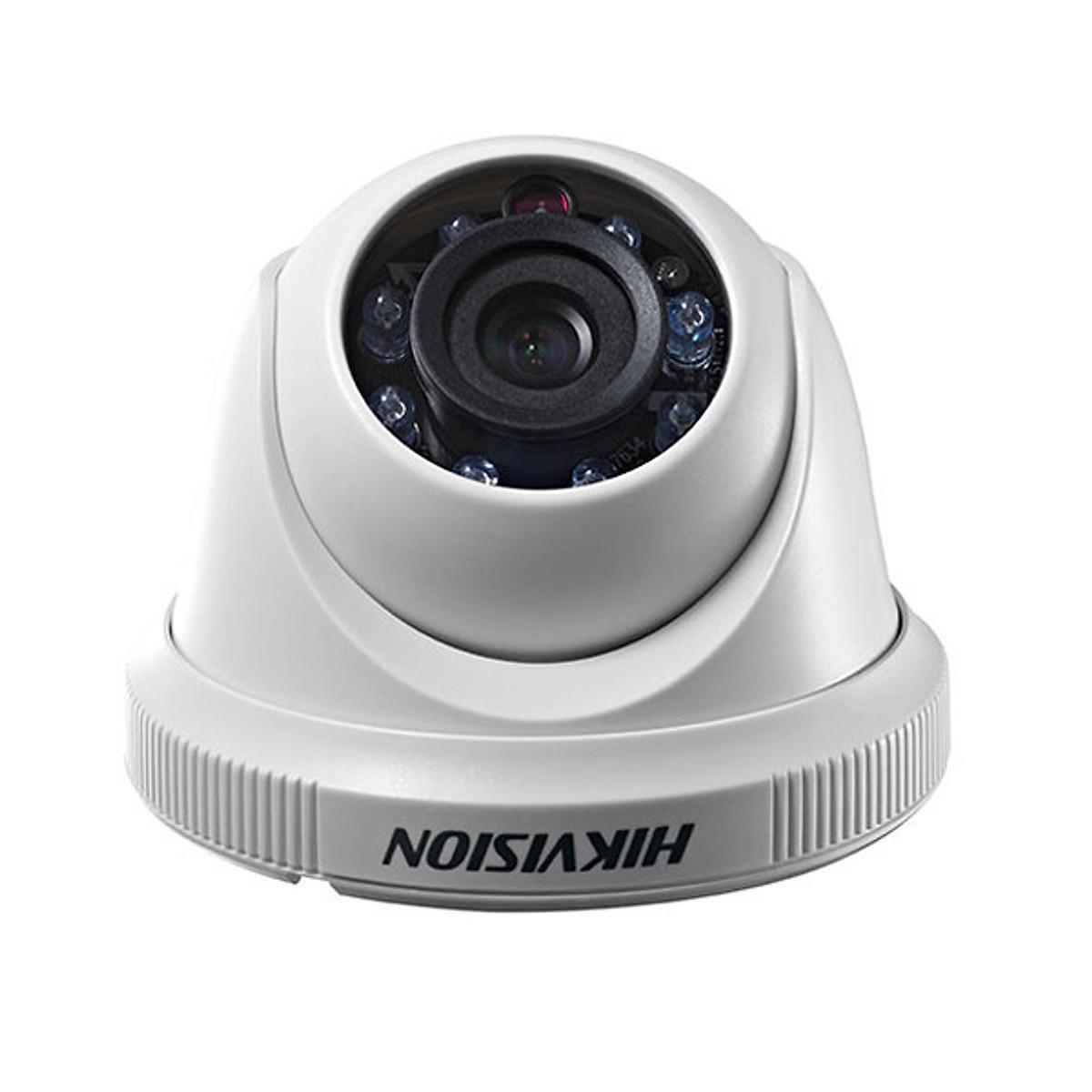 Camera HD-TVI Dome Hồng Ngoại 1MP HIKVISION DS-2CE56C0T-IRP – Hàng chính hãng