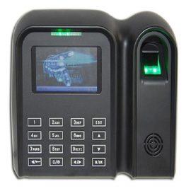 Máy chấm công vân tay + thẻ cảm ứng + usb Ronald Jack 6868 – Hàng Nhập Khẩu