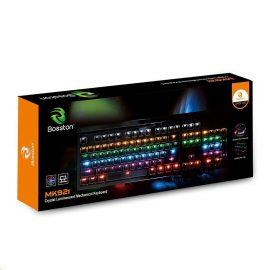 Bàn phím cơ Bosston MK921 Full LED – Hàng chính hãng