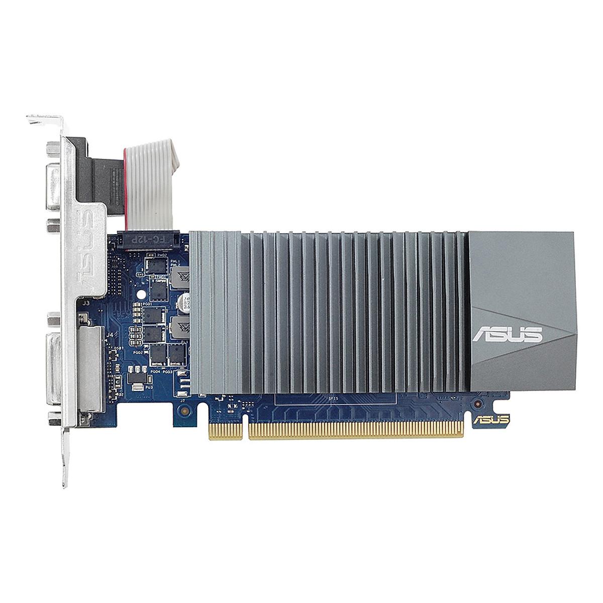 Card Màn Hình VGA ASUS ASUS GT710-SL-1GD5-BRK GDDR5 1GB 32-bit – Hàng Chính Hãng