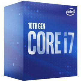 Bộ vi xử lý CPU Intel i7 – 10700 ( 2.9GHz Turbo up to 4.8GHz , 8 Core , 16 Threads , 16MB Cache , 65W ) – Hàng Chính Hãng