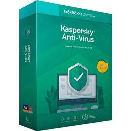 Phần Mềm Diệt Virus Kaspersky Antivirus (KAV) – 1 User – Hàng chính hãng