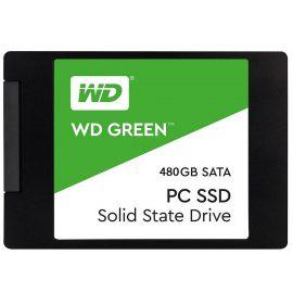 Ổ cứng SSD WD Green 480GB SATA III 2.5 inch (WDS480G2G0A) – Hàng Chính Hãng