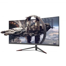 LCD BJX G30P5 30 INCH CONG 200HZ ULTRA WIDE GAMING MONITOR ( ULTRA WIDE 2560*1080, EYE CARE, AMD FREESYNC, CURVED, SLIM BEZEL ) – Hàng Chính Hãng