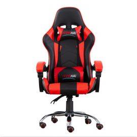 Ghế chơi game cao cấp chân xoay nghiêng ngả 360 độ, ngã 155 độ GX015