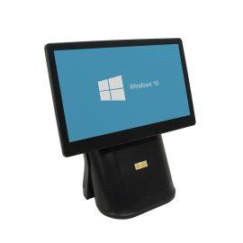 Máy tính tiền POS Teki P13 (1 màn hình + hiển thị giá VFD) Hàng chính hãng
