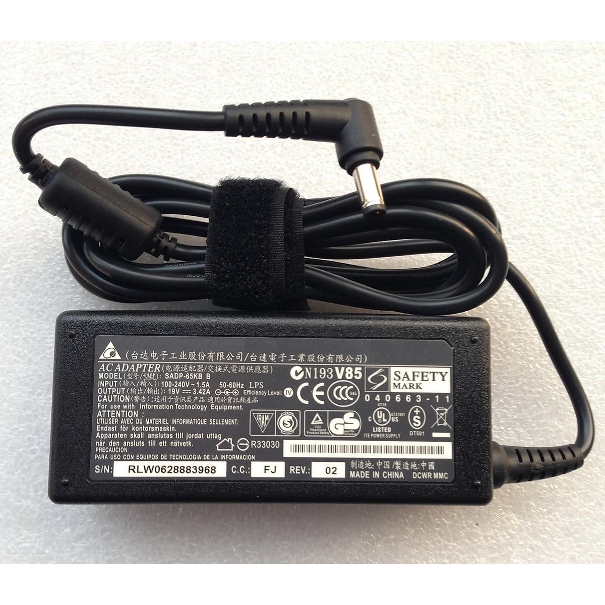 Sạc dành cho Laptop Asus K551, K551LA, K551LB Adapter 19V-4.74A